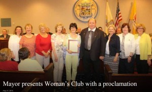 Parsippany-Troy Hills Township Mayor - womens club