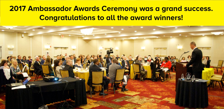 2017 Ambassador Awards