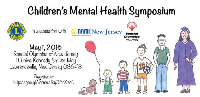 Children's Mental Health Symposium