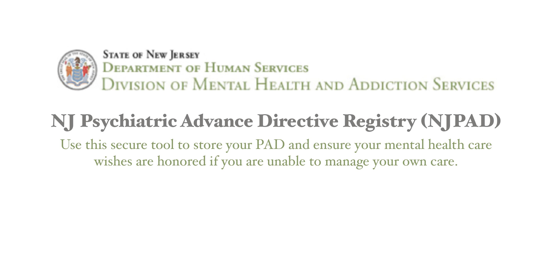 DMHAS Advance Directives