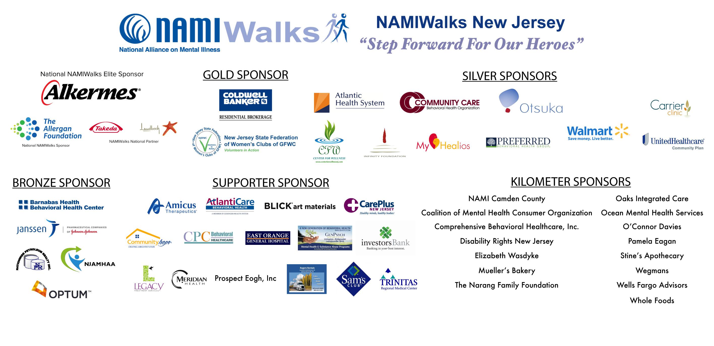 walk sponsor