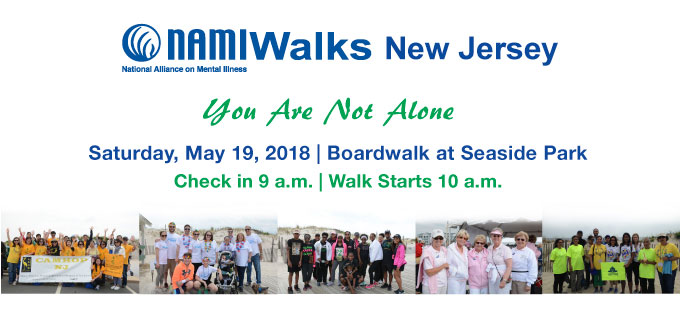 NAMIWalks 2018