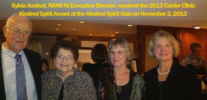 2013 Kindred Spririt Award