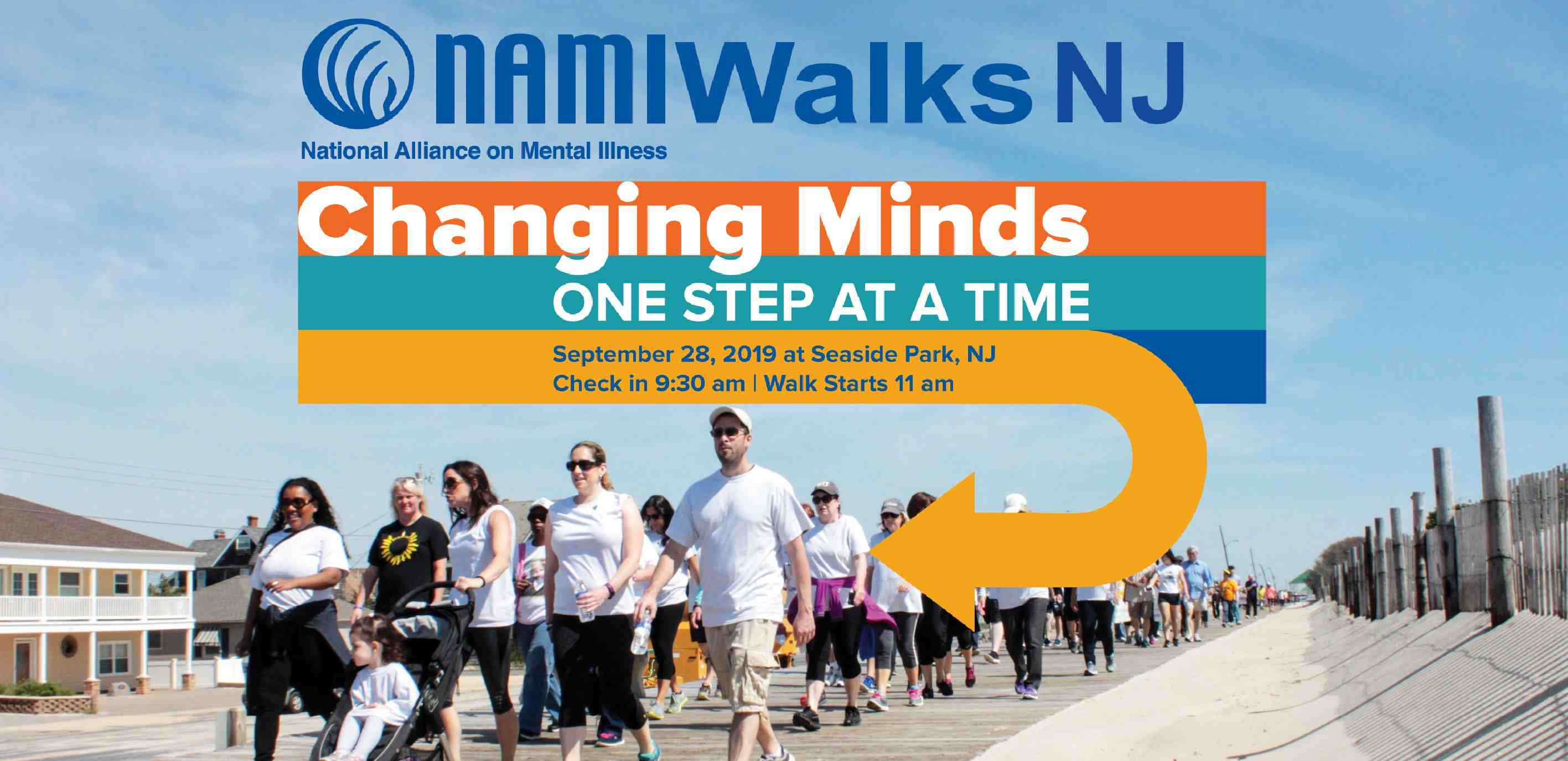 NAMIWalks 2019